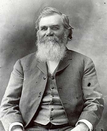 Daniel David Palmer - der erste Chiropraktiker